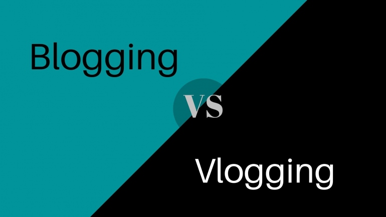 Blogging Vs Vlogging: Which is Better For You